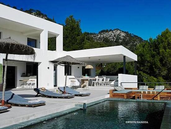 Una preciosa casa ibicenca beautiful house in ibiza - Apartamentos ibiza alquiler ...