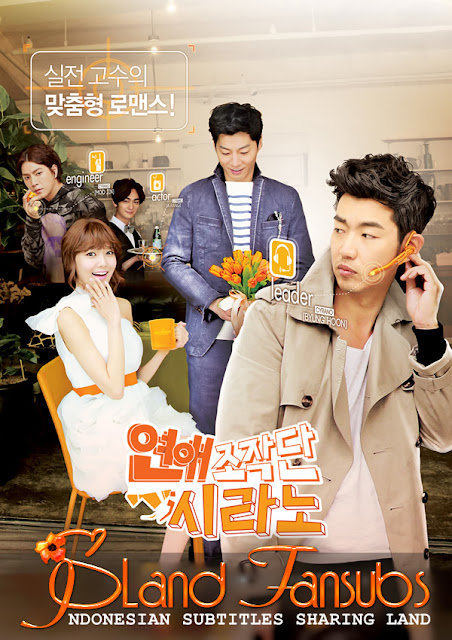 Subtitle Indonesia Dating Agency Cyrano