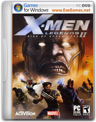 X-men Legends 2 Game