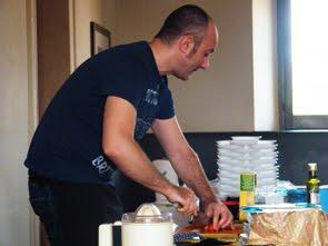 Maggio 2013: Show Cooking al Castello Estense di Ferrara