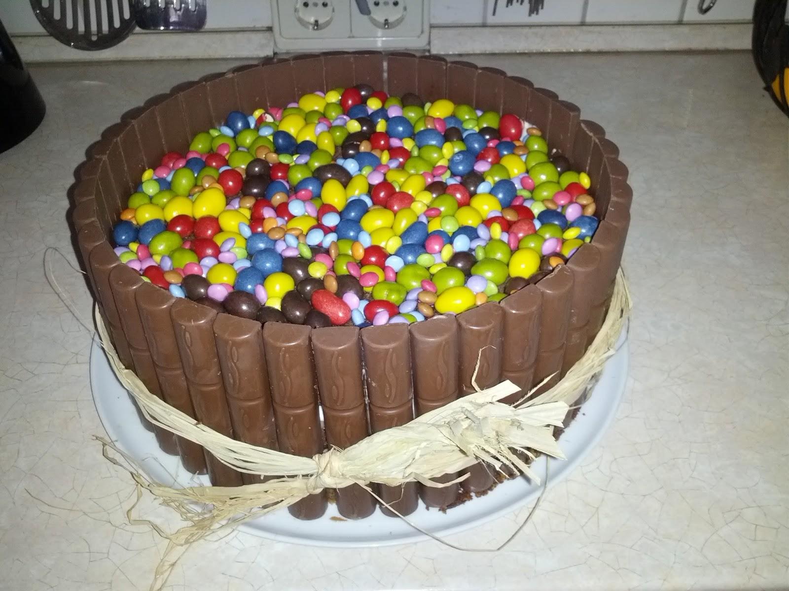 ... Blog: Die tolle Torte-Kindergeburtstag mit Schokolade: Torte de Luxe