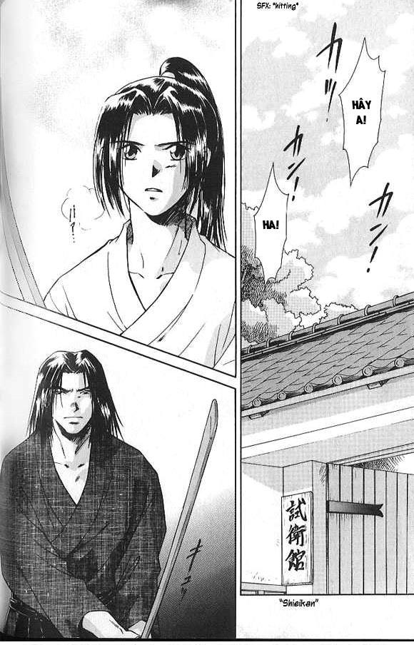 Soshite Haru No Tsuki chap 3 - Trang 3