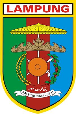 Arti dan Makna Lambang Daerah Provinsi Lampung Sumatra Selatan