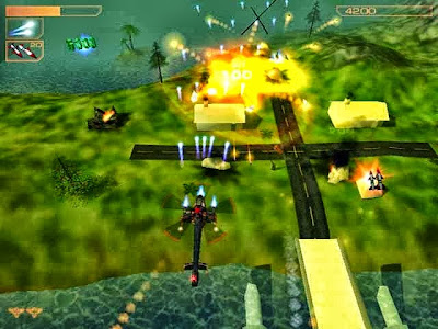 Air Strike 3D Game