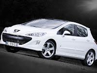Novo Peugeot 308 imagens