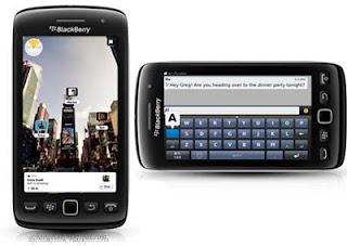 Harga BlackBerry Torch 9850