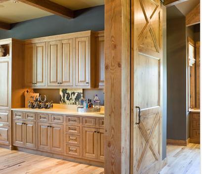 Fotos y dise os de puertas decoracion para puertas for Puertas metalicas para interiores