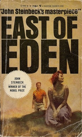 East of Eden by John Steinbeck (for Banned Books Week)