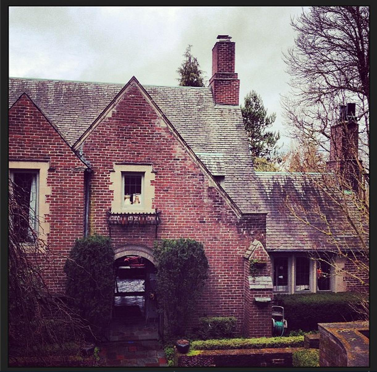 A house mouse english revival tudor style house for English tudor style house