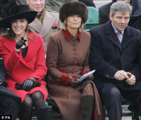 kate middleton vivien sheriff. Kate Middleton#39;s Mom, Carole
