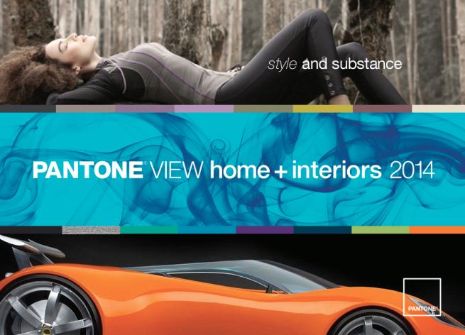 Tendencias de color Pantone para el 2014