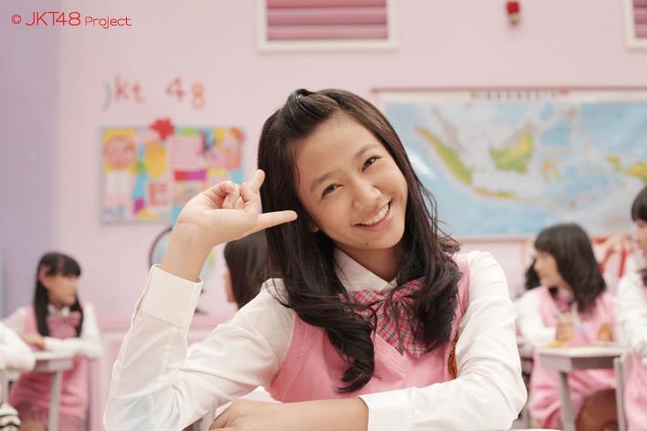 Galri foto shania JKT48