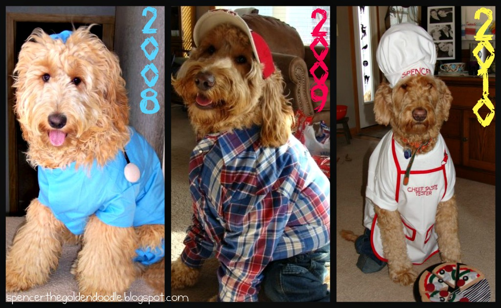 Costumes Through The Years