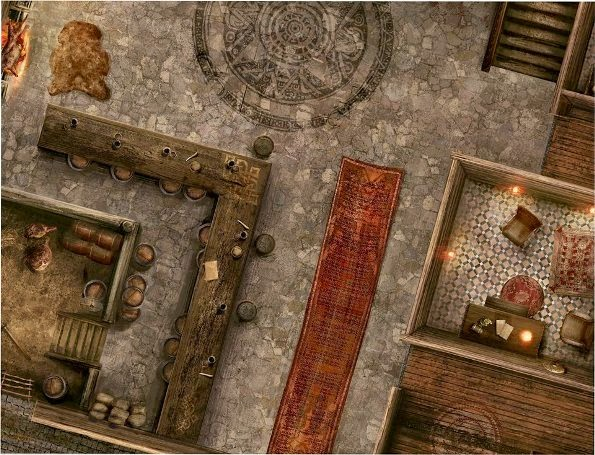 Conan Hyborian Quests board tile