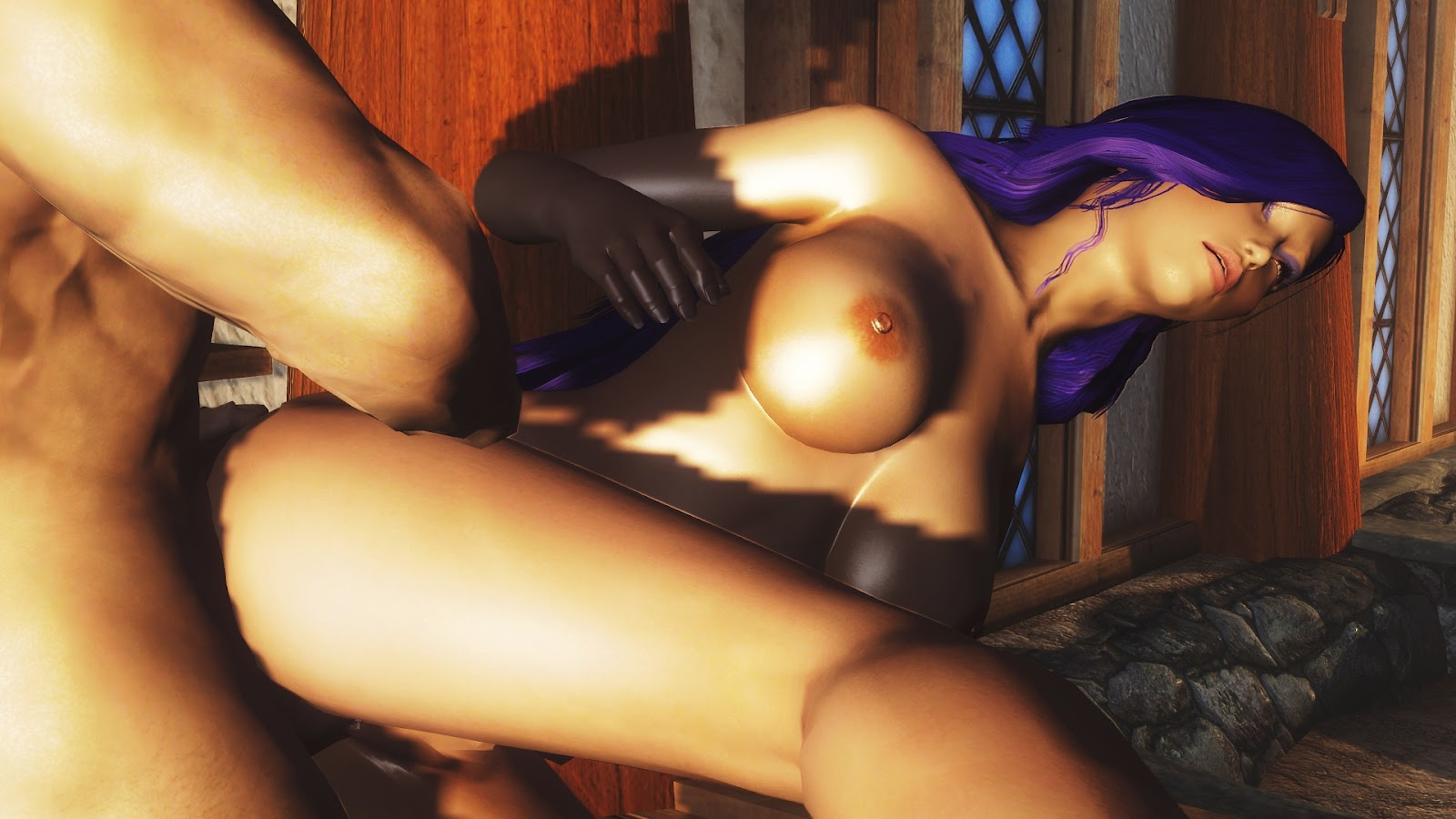 skyrim animated prostitution