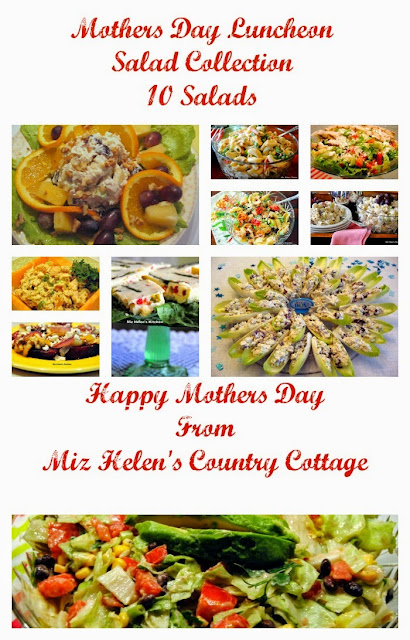 Mothers Day Salad Luncheon at Miz Helen's Country Cottage