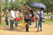 Singam 123 movie working stills-thumbnail-4