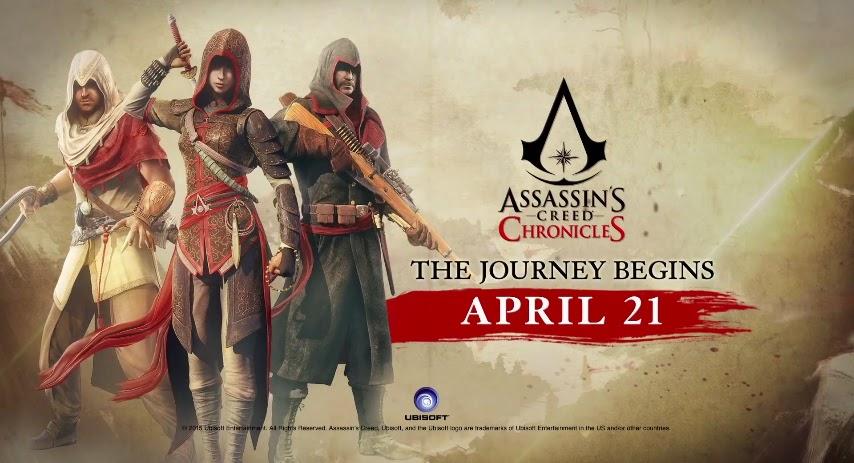 Vive la experiencia de Shao Jun en Assassin's Creed Chronicles: China