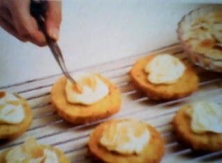 Resep Cara Membuat Lemon Tea Cookies