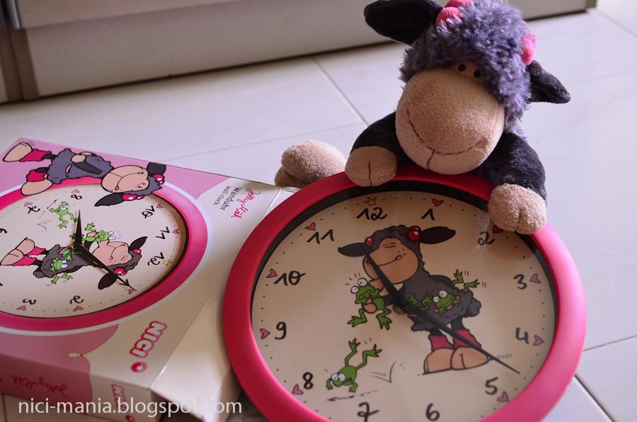 Nici Alarm Clock Lenny Mah