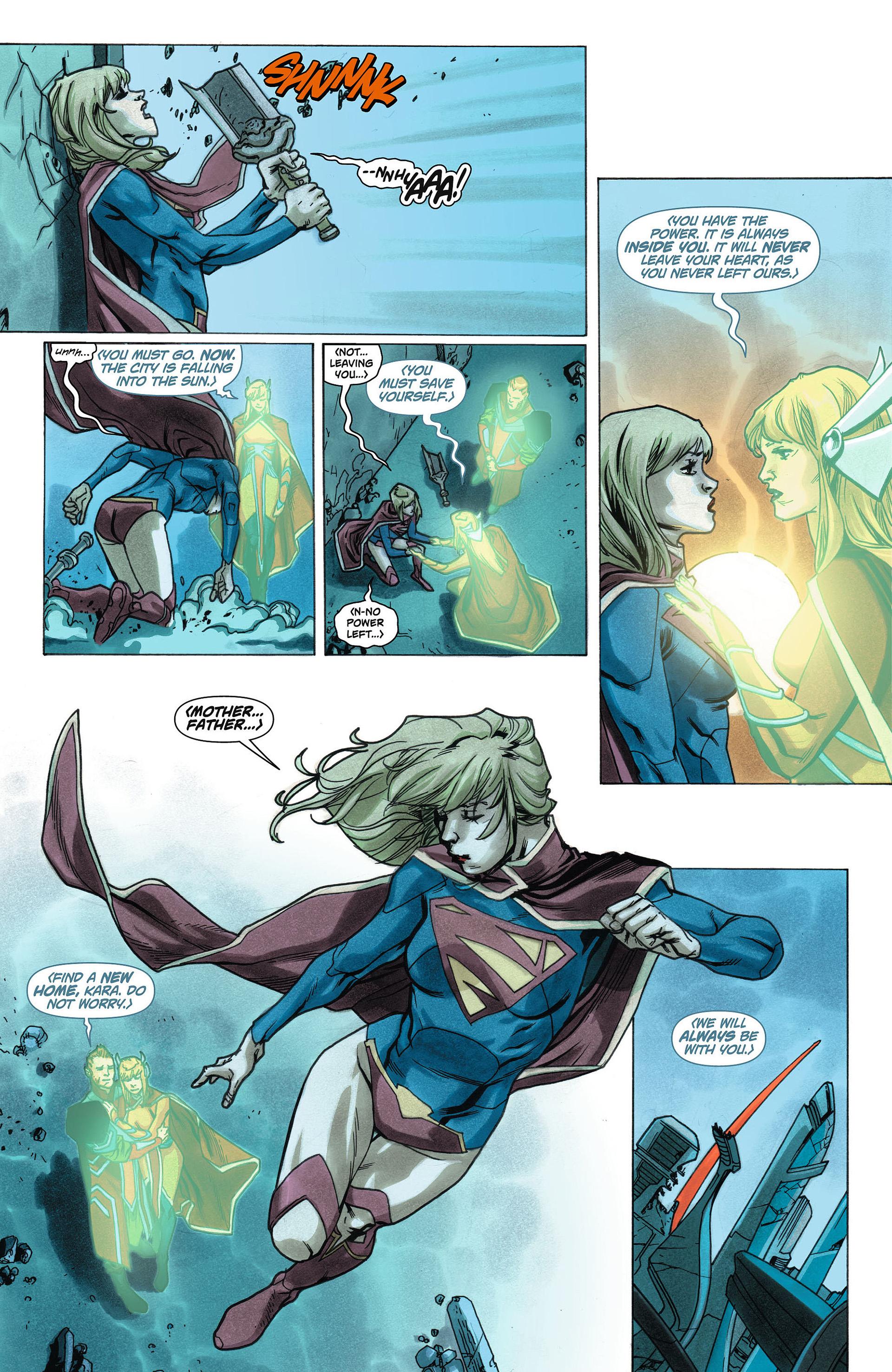 Supergirl (2011) Issue #6 #8 - English 10