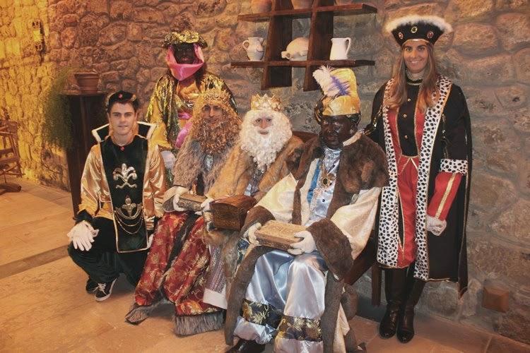 Los Reyes Magos llegan a Muskiz