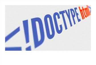 Maksud DOCTYPE html Dan HTML5 Doctype Declaration