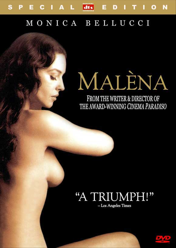 Maléna | 2000 | Italia | Giuseppe Tornatore | MKV + Soundtrack | 1 Link