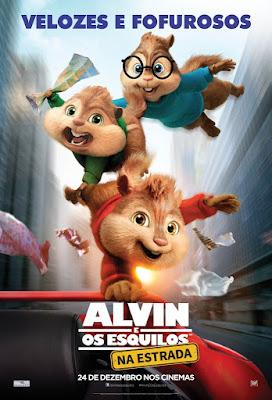 Alvin e os Esquilos - Na Estrada - HD 720