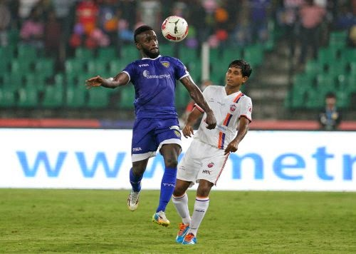 Chennaiyin FC vs Pune City FC