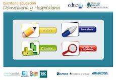 ESCRITORIO: Educación Domiciliaria y Hospitalaria