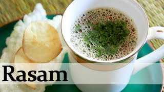 Rasam – South Indian Lentil Soup By Anuradha Toshniwal – Vegitarian