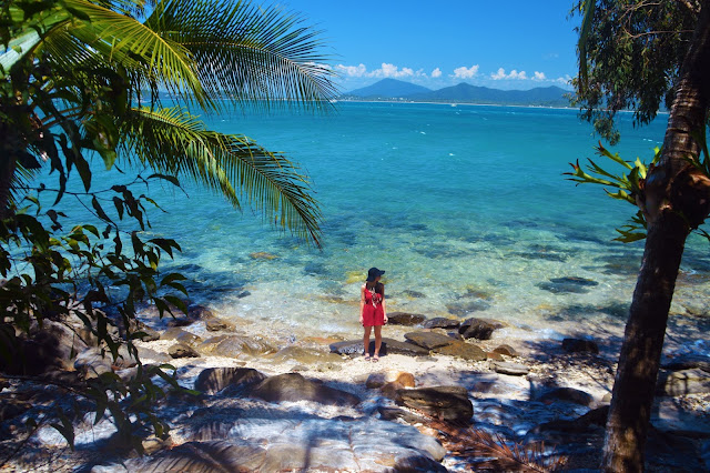 Mission Beach island