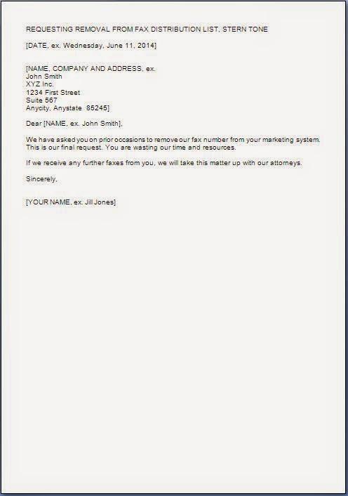 final written warning letter template