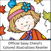 Sassy Cheryl's Colored Illustrations
