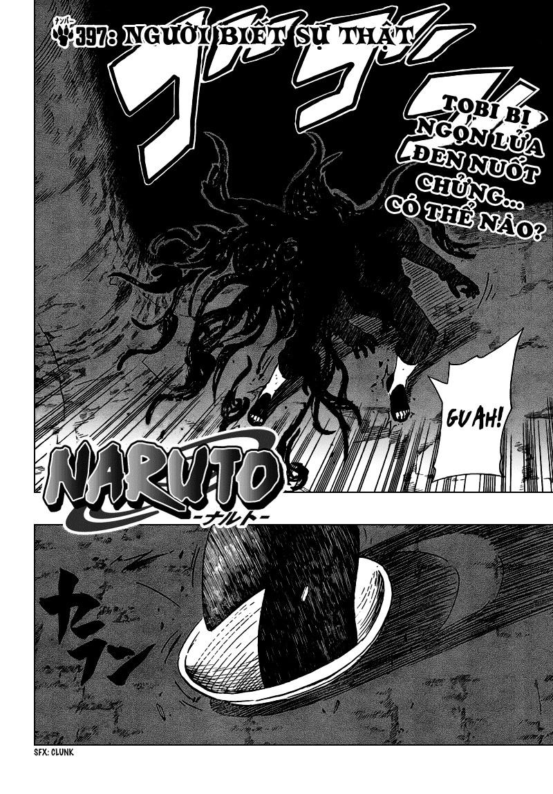 Naruto chap 397 Trang 5 - Mangak.info
