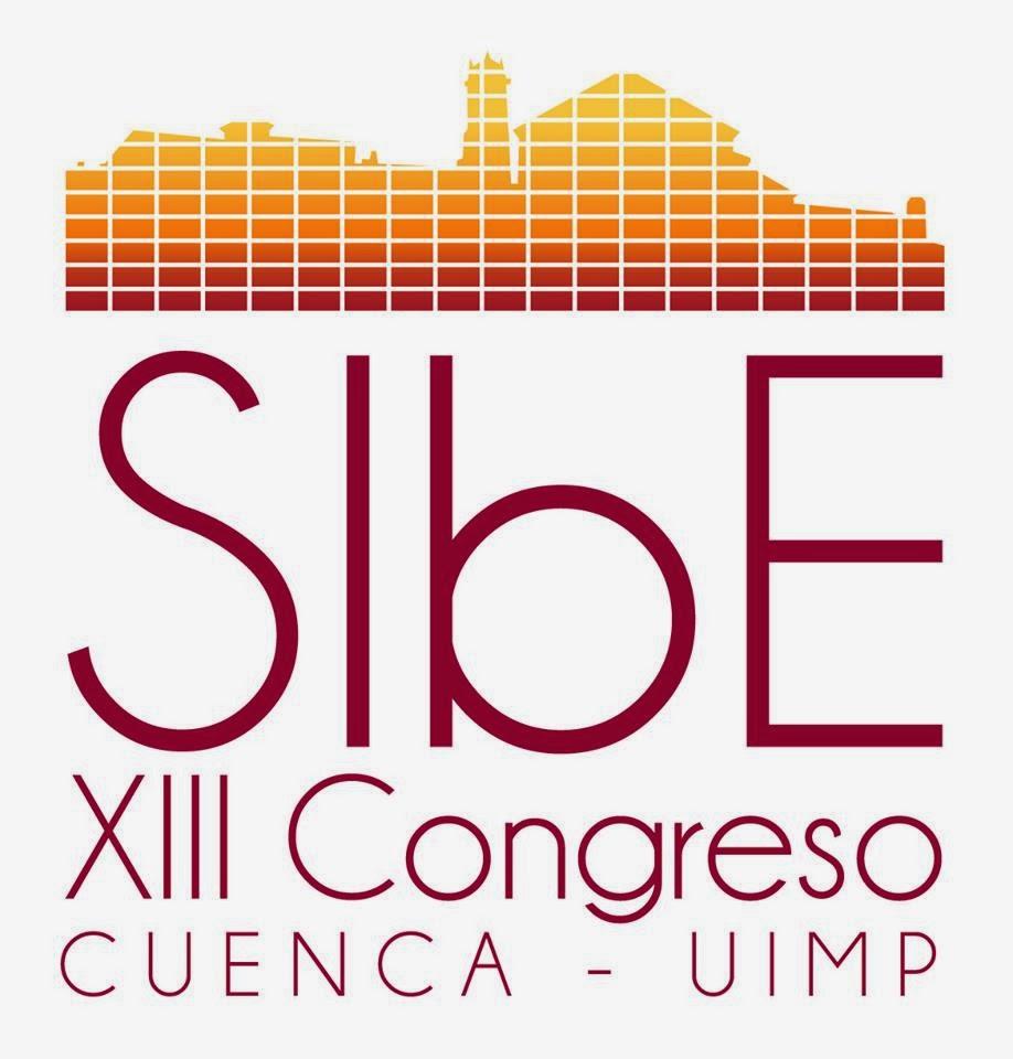 Logo del XIII Congreso de SIbE