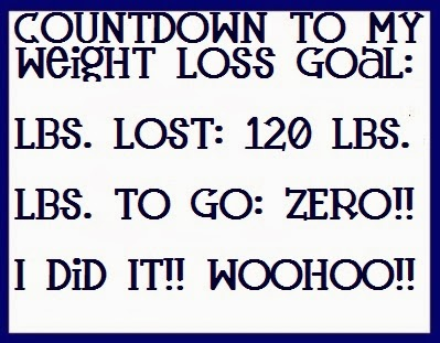 Weight Loss Goal