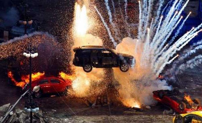 Concursos Vx Carros Explodindo