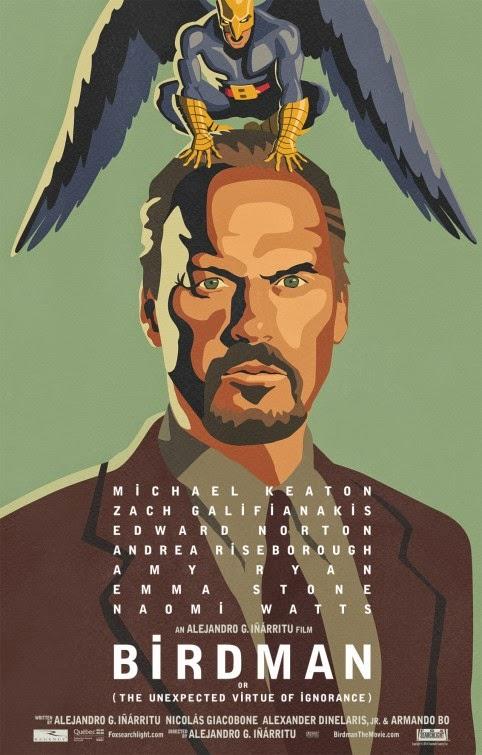 Birdman film poster