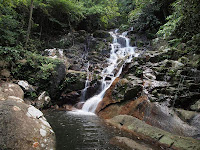 Asah waterfall - Pulau Tioman