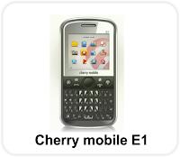 Cherry Mobile E1
