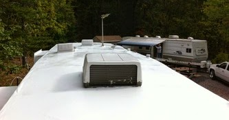 An RV Roof Guaranteed Forever!