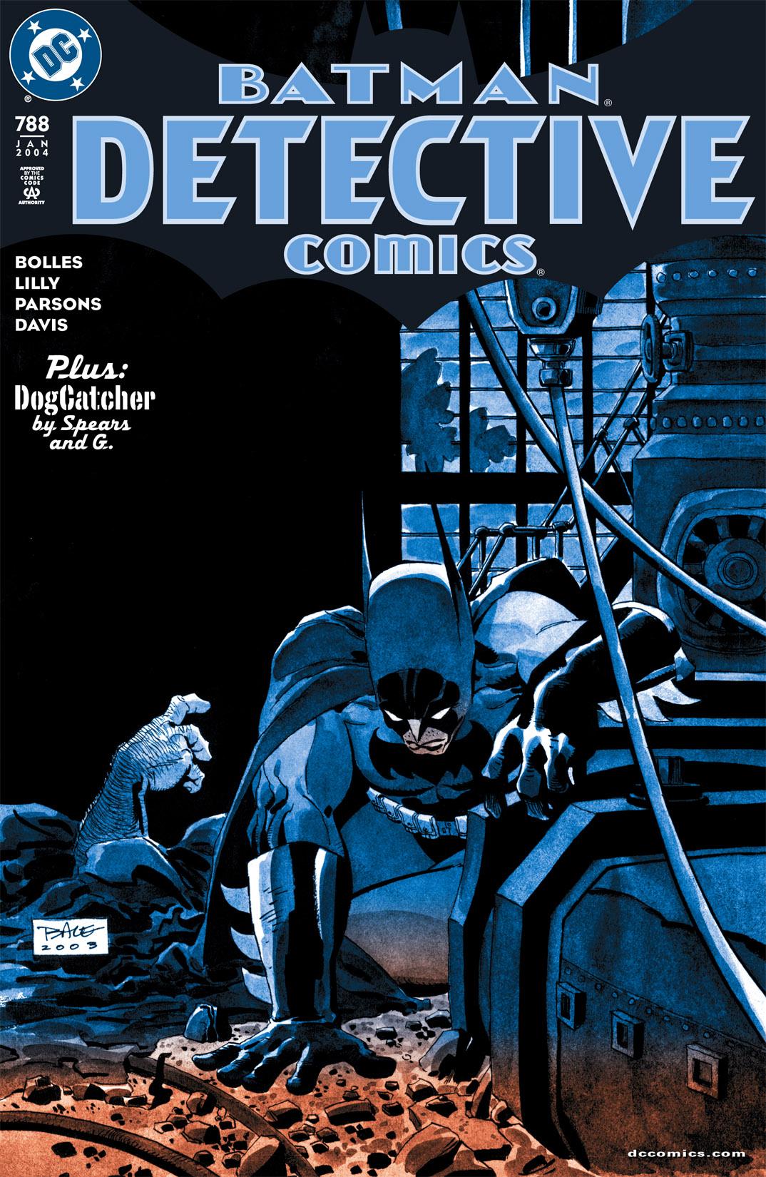 Detective Comics (1937) 788 Page 1