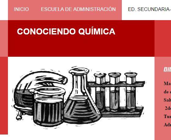 Química - Prof. Martín Quiroga
