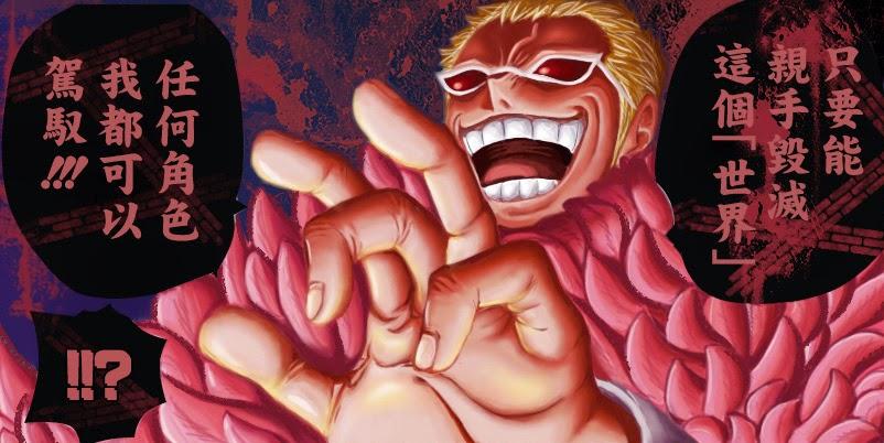 One Piece Chapter 754: Rất vui khi gặp lại cậu 016