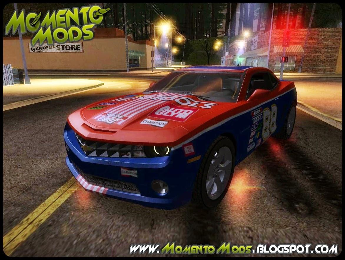 GTA SA - Chevrolet Camaro SS