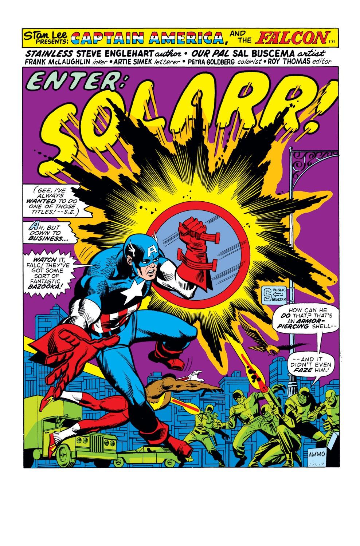Captain America (1968) Issue #160 #74 - English 2