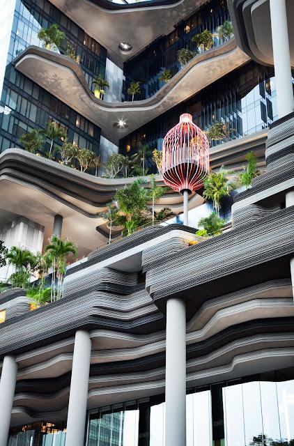 inovasi desain hotel hijau