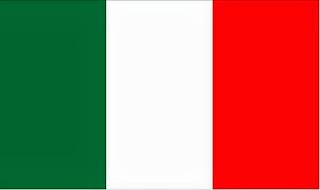 Gambar Bendera Negara Italia 1
